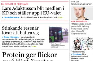 Nyheter   DN.SE